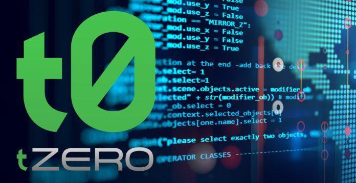 92776 tZERO запустила платформу для торговли security-токенами