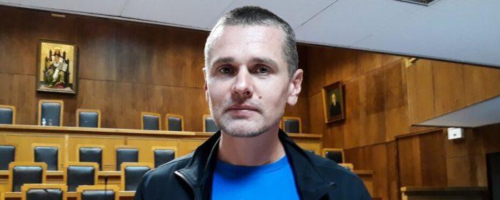 106987 Александр Винник возобновил голодовку