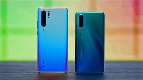 109636 Huawei P30 против Samsung Galaxy S10E и Xiaomi Mi 9 — который из них лучше?