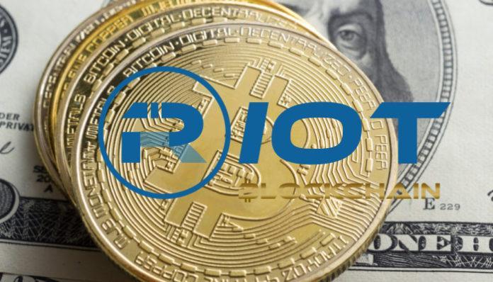 106158 Майнинговая компания Riot Blockchain сообщила об огромных убытках за год