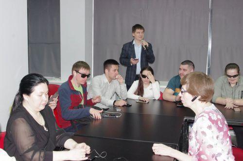 110492 Победителем конкурса «Словом и жестом» стал представитель Татарстана