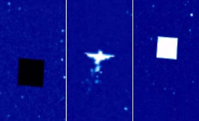 111171 Загадочные аномалии снова появилась около Солнца