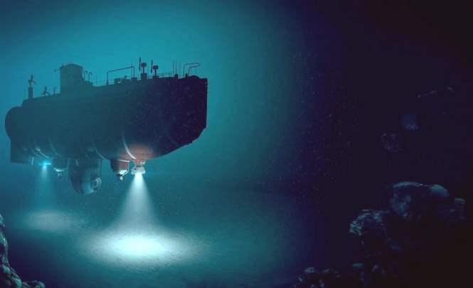 113900 Скоро ли ученым удастся разгадать тайны Марианской впадины?