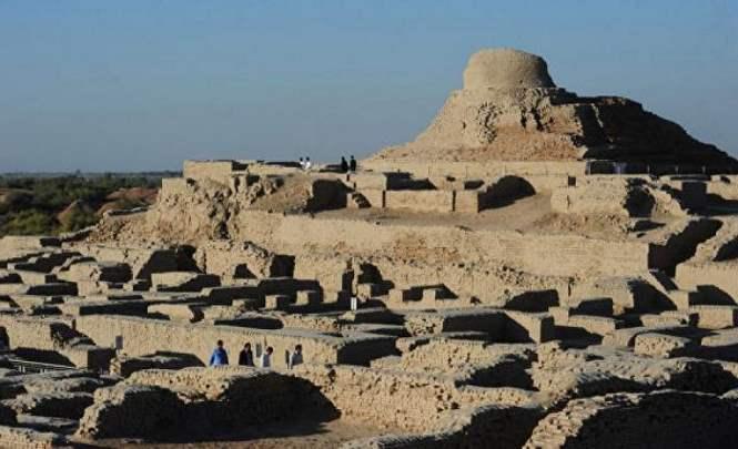 115481 Тайна происхождения Индийской цивилизации