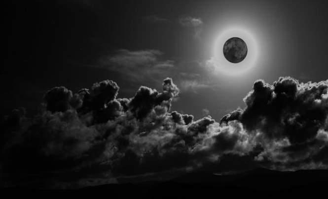 116097 Черная Луна появится 31 июля