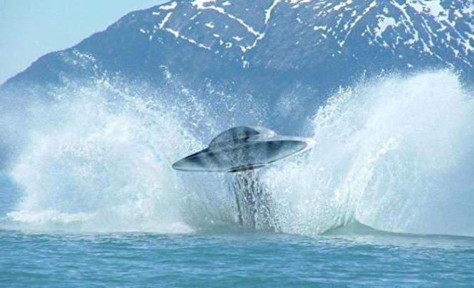 116254 Из морских глубин атакует НЛО