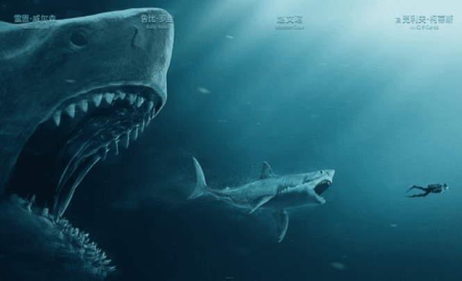 116233 На подводную лодку напал морской монстр