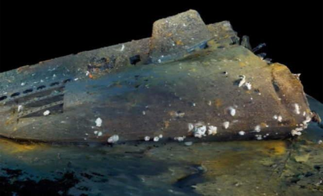 116144 Найдена подводная лодка исчезнувшая 80 лет назад