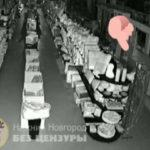 116314 В магазине Нижнего Новгорода заметили полтергейст