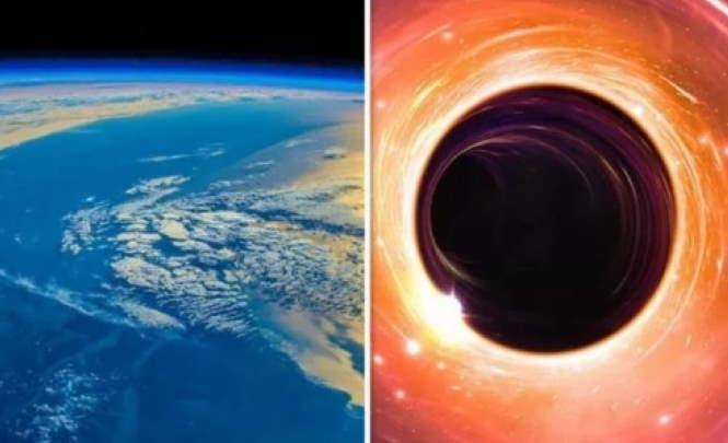 116646 Астрономы предупреждают о близкой древней черной дыре, которая может поглотить Землю.