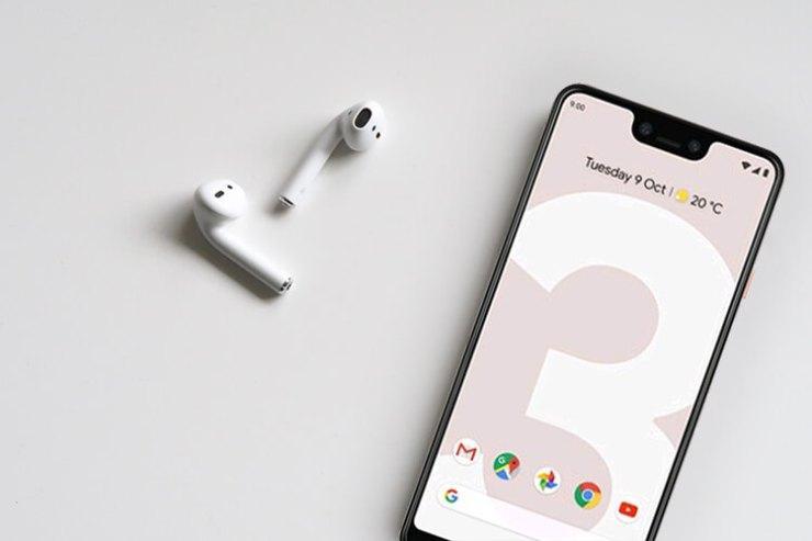 116747 Как подключить AirPods к Android?