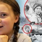 116953 Грету Тунберг нашли на фото 1898-го года