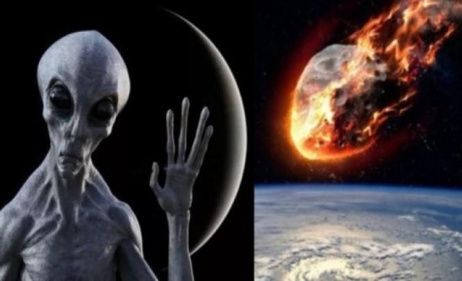 116968 Инопланетяне рассказали контактеру как и когда погибнет Земля.