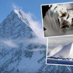 116848 Под толщей снежного покрова Антарктиды скрываются древнейшие пирамиды на Земле