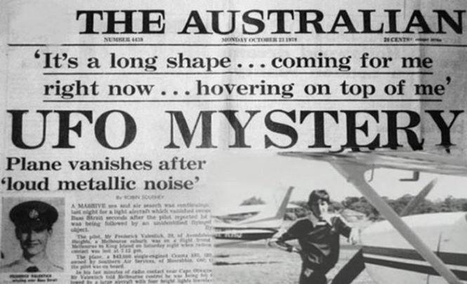 117397 К исчезновению летчика причастно НЛО