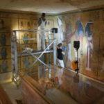 117681 Тайная комната обнаружена в гробнице Тутанхамона