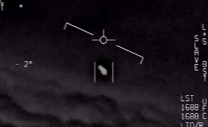 118134 Новые данные ВМС США об инцидентах с НЛО