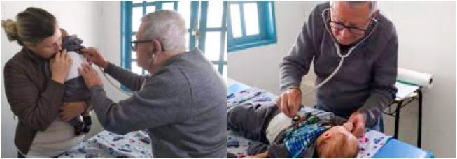 119050 Детей из бедных семей, бесплатно лечит 92-х летний педиатр
