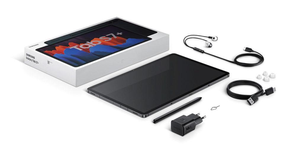 119825 Десять причин купить планшет Samsung Galaxy Tab S7+