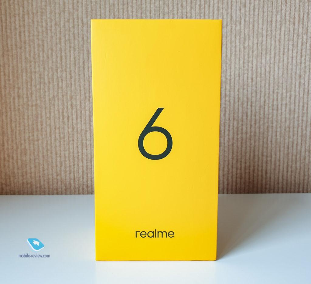 120129 Обзор Realme 6: чёткий конкурент Xiaomi