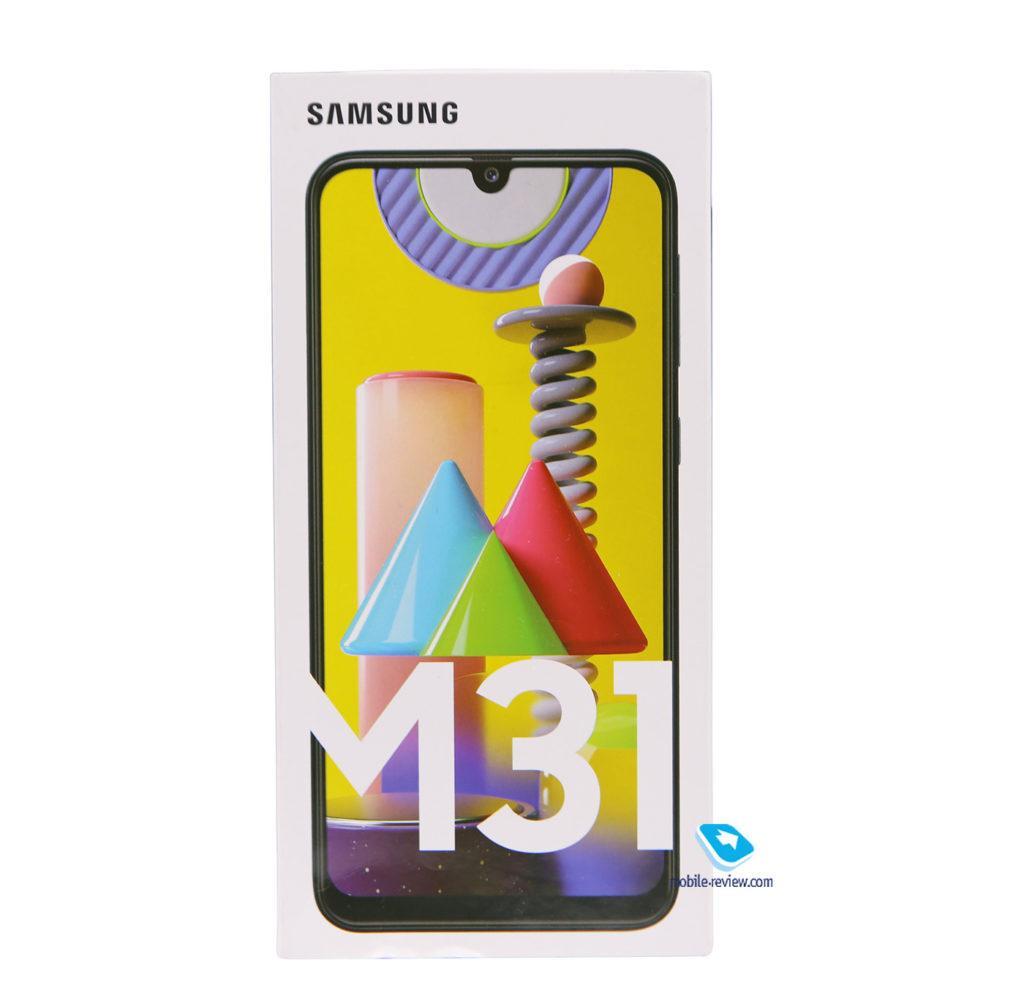 119712 Обзор смартфона Samsung Galaxy M31