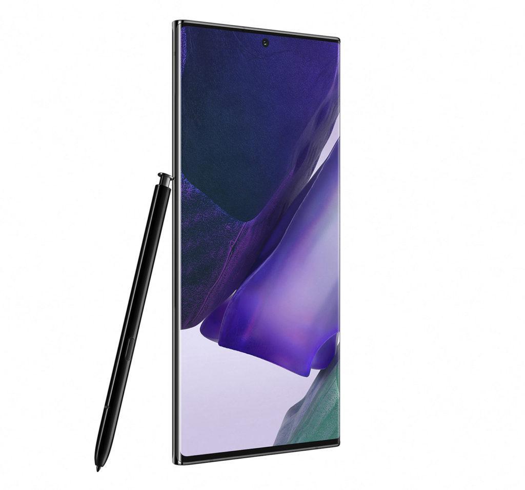 119304 Первый взгляд на Samsung Galaxy Note20 Ultra