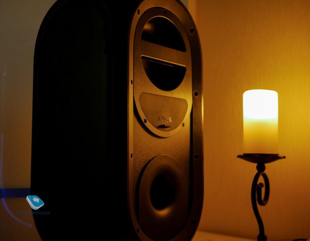 Обзор колонки Anker Soundcore Rave - когда хочется погромче!