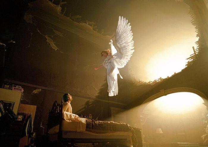 122127 Как понять, что об изменениях в жизни, вас хочет предупредить Ангел-хранитель
