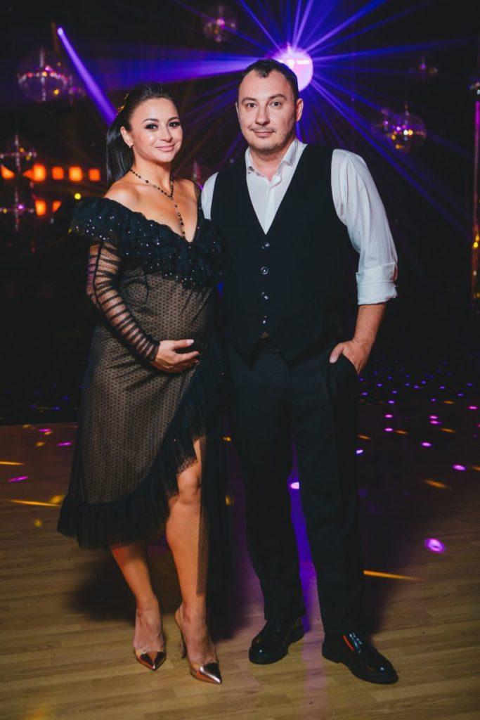 121057 В шоу «Танці з зірками» участвует беременная Илона Гвоздева