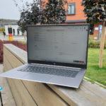 122221 Знакомство с HP ZBook Create G7