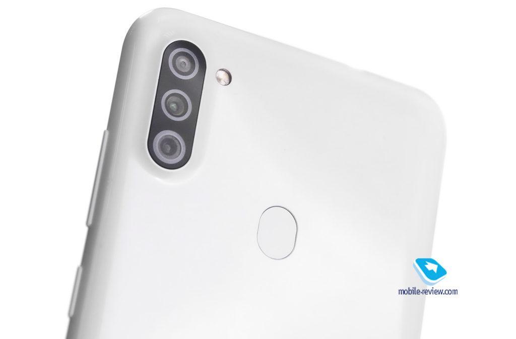 Обзор смартфона Samsung A11 (SM-A115F/DSN)