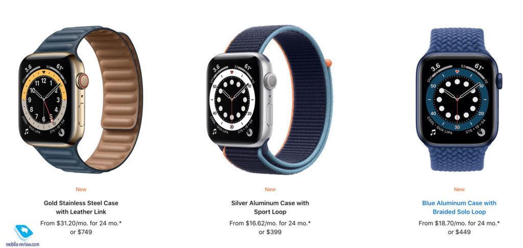 123566 Гид покупателя. Выбираем умные часы в сезоне 2020-2021