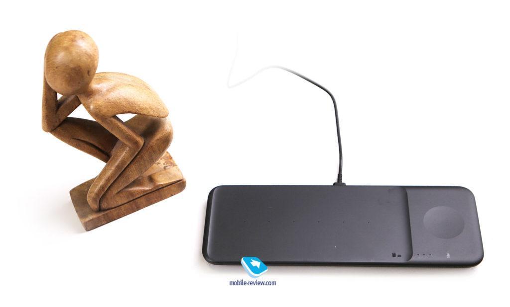 123271 Обзор беспроводной зарядки Samsung Wireless Charger Trio (EP-6300)