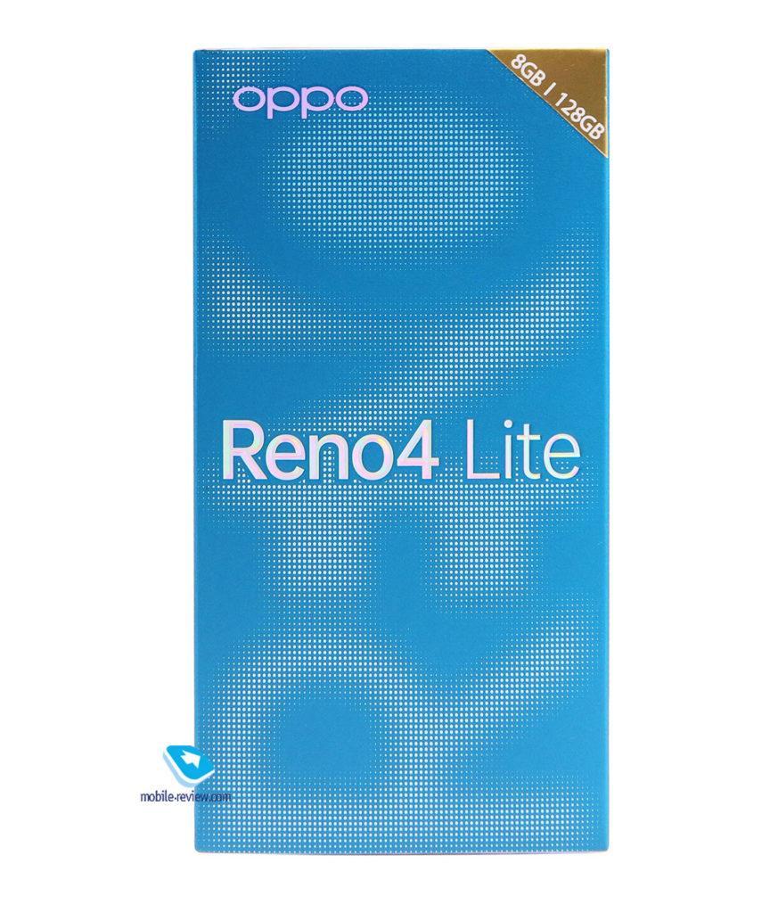 122872 Обзор смартфона OPPO Reno 4 Lite