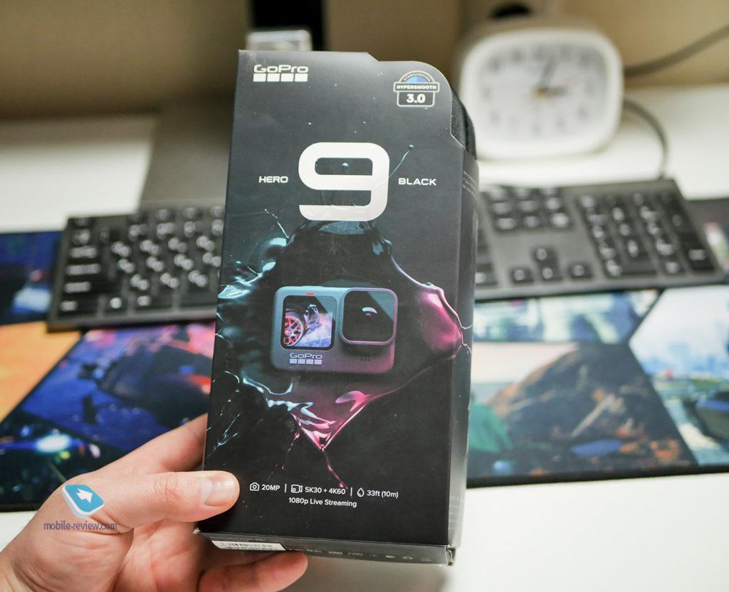 126262 Быстрый обзор GoPro Hero 9 Black