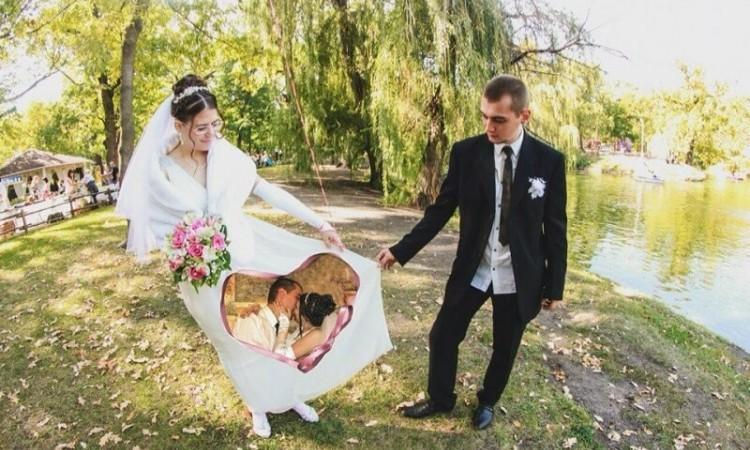 125946 Душевные деревенские свадьбы: без улыбки и не взглянешь