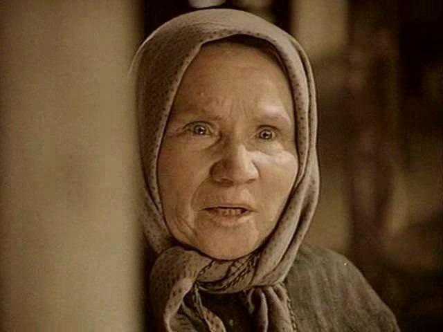 125428 Мария Скворцова: судьба актрисы, которая сыграла мать Любы в фильме «Калина красная»