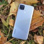 124942 realme C15 как, пожалуй, лучший смартфон с NFC до 12 000 рублей