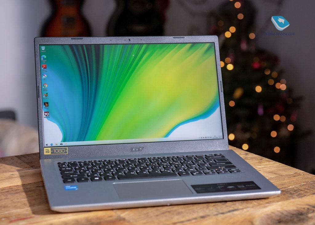 Обзор ноутбука Acer Aspire 5 (A514-54-36EN)