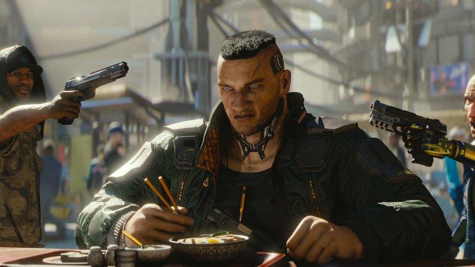 127232 Бирюльки №620. Игра Cyberpunk 2077 как культурный феномен года