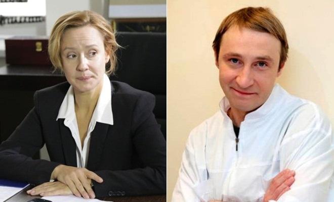 128081 Евгения Дмитриева: материнство в 46 лет и муж-студент, моложе на 18 лет