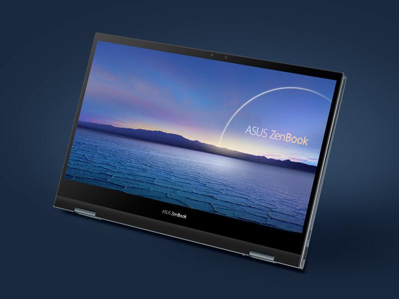 127815 Ноутбук из стекла и металла: 11-е поколение процессоров Intel и 14 часов автономной работы