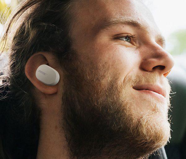 127881 Обзор Bose QuietComfort Earbuds