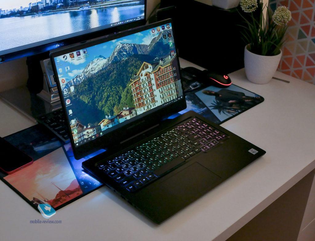 127027 Обзор Honor Hunter V700: игровой ноутбук 18+