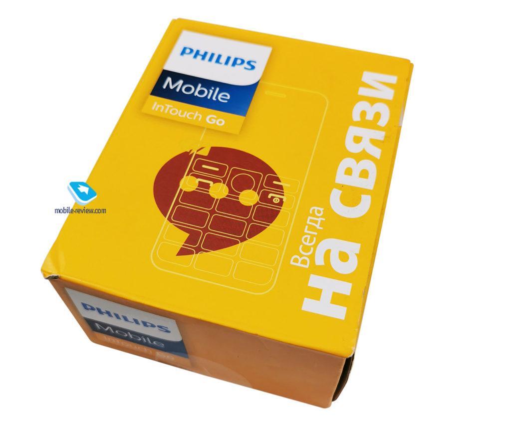 128130 Обзор кнопочных телефонов Philips Xenium E117 и Xenium E207