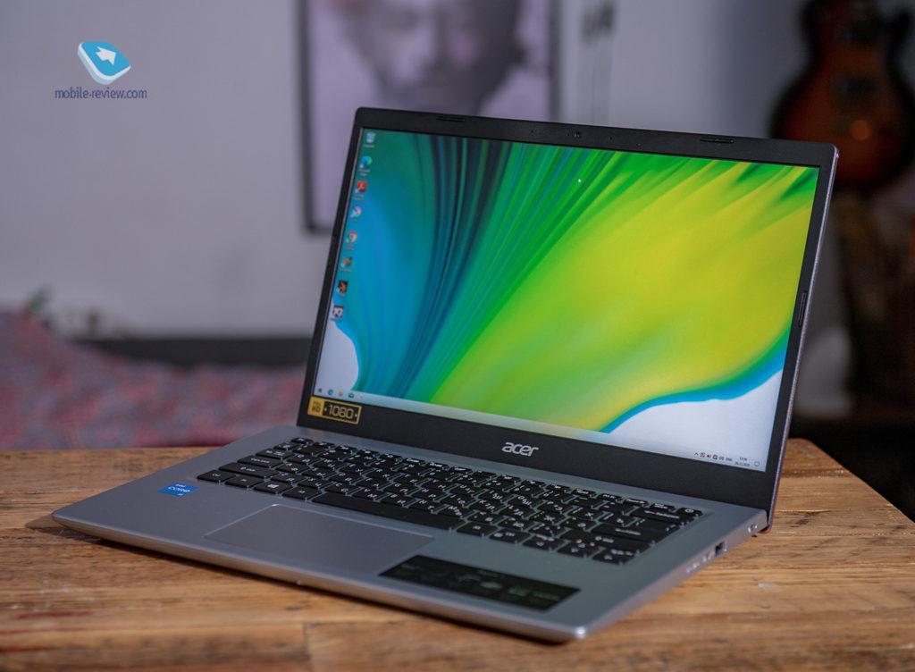 128219 Обзор ноутбука Acer Aspire 5