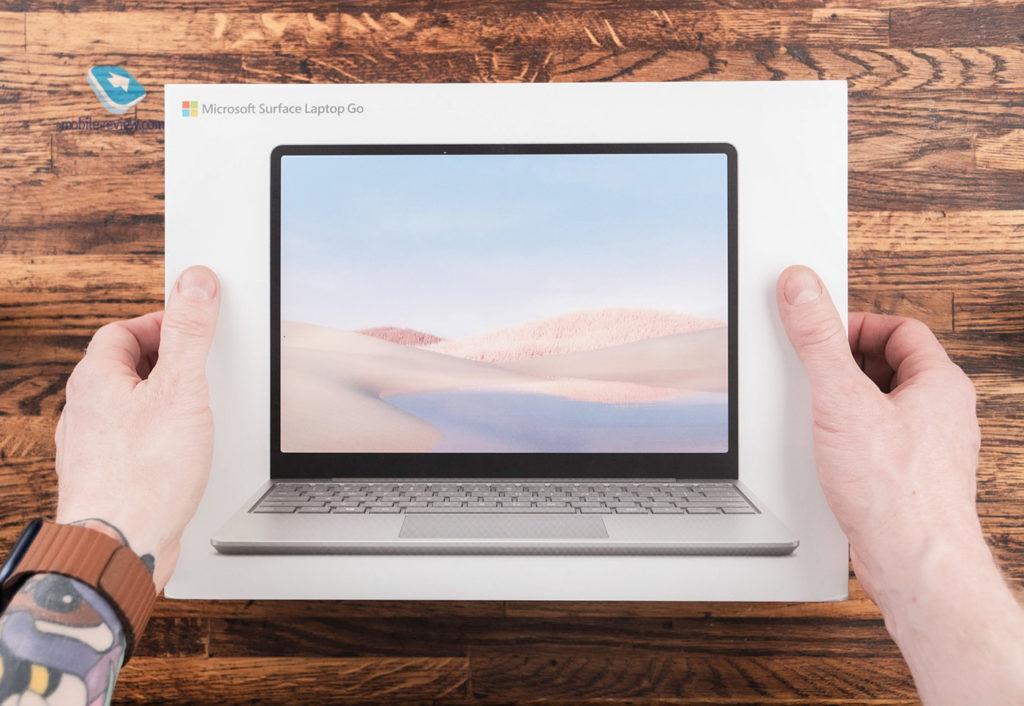 126619 Обзор премиально-бюджетного Microsoft Surface Laptop Go