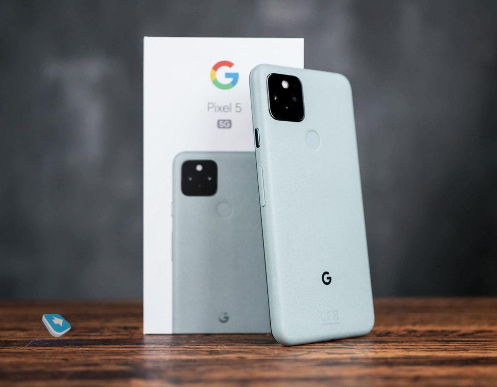 127261 Обзор смартфона Google Pixel 5