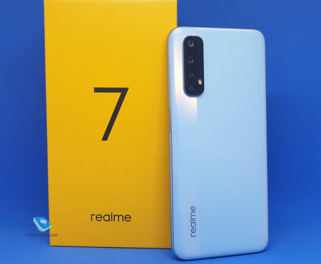 126872 Обзор смартфона realme 7 (RMX2155)