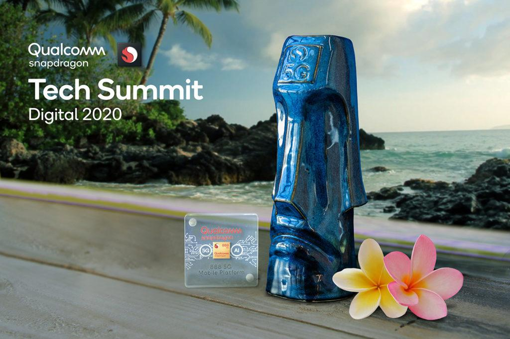 126698 Qualcomm Tech Summit 2020. Snapdragon 888 – чипсет на удачу